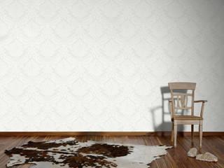 554338 Flock 4 livingwalls Vliestapete: klassische Wohnzimmer von TAPETENMAX® - Kröger GmbH