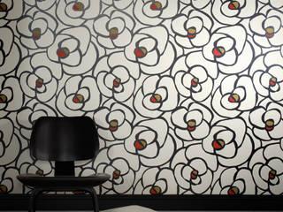 94027-3 Raffi my home - livingwalls Vliestapete: moderne Wohnzimmer von TAPETENMAX® - Kröger GmbH