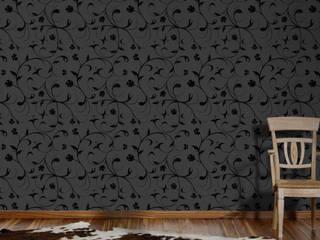 5671-23 Black & White 2 - A.S. Creation Vliestapete: moderne Wohnzimmer von TAPETENMAX® - Kröger GmbH
