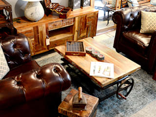 Wood Factory - Vintage Industrial Shabby Chic:   von Wood Factory
