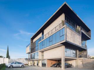 Maisons industrielles par Proyecto Cafeina Industriel