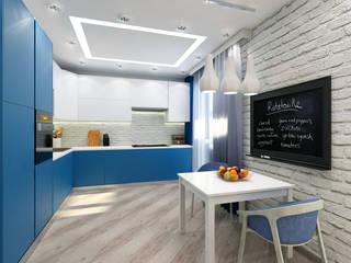 Лето Дизайн Kitchen White