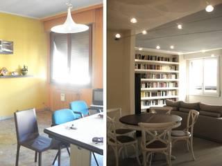 Progetto: Sala da pranzo in stile in stile Moderno di Re-House2.0