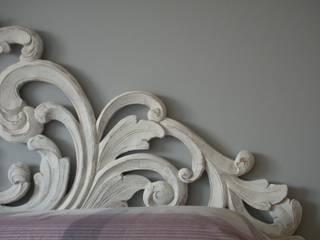 Progetto: Camera da letto in stile in stile Moderno di Re-House2.0