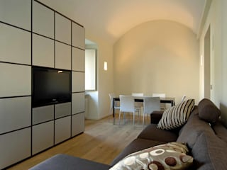 progetto Modern Living Room by Vemworks llc Modern