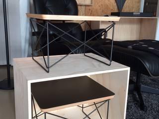 Vitra Black Edition von Drifte Wohnform Klassisch