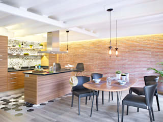 Modern kitchen by Egue y Seta Modern
