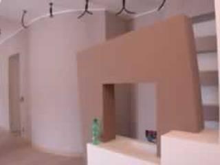 Appartamento Colle del Sole: Soggiorno in stile  di Galiani e Giorgetti S.r.l.
