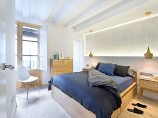 Chambre moderne par Egue y Seta Moderne