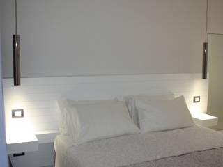Progetto: Camera da letto in stile  di Valentina Perrucci Architetto