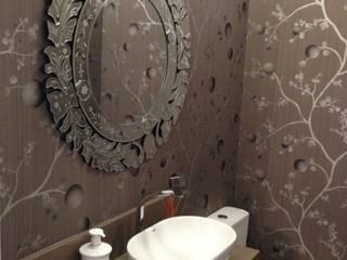 Lavabo Banheiros modernos por Laura Picoli Moderno