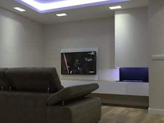 Столовые комнаты в . Автор – elisea diseño interior , Минимализм