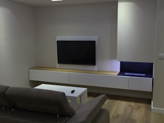 Comedores de estilo minimalista de elisea diseño interior Minimalista