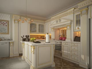 Design by Bley – Avantgarde Kitchen:  tarz