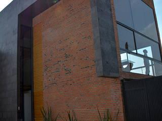 Endüstriyel Evler Proyecto Cafeina Endüstriyel Taş