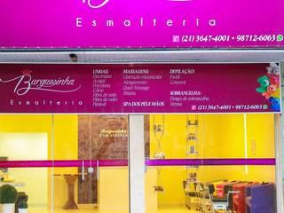 Millena Miranda Arquitetura อาคารสำนักงาน ร้านค้า