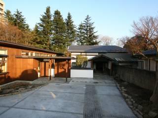 回遊: 遠藤知世吉・建築設計工房が手掛けた家です。