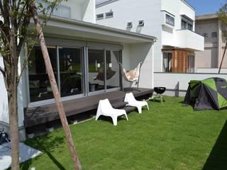 大人が遊べる家 芝庭: フォーレストデザイン一級建築士事務所が手掛けたです。
