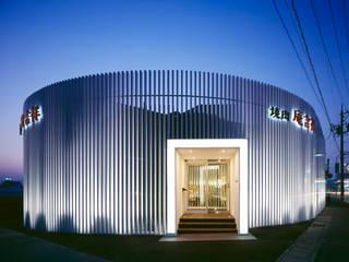 Casas modernas: Ideas, diseños y decoración de 藤村デザインスタジオ / FUJIMURA DESIGIN STUDIO Moderno