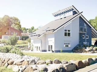 Smart Home Modern houses by Becker-Antriebe GmbH Modern