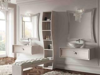 Realizzazioni: Bagno in stile  di Maestri Artigiani S.r.l. Arredamenti