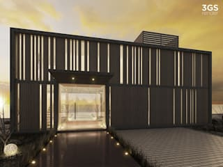 3GS Render Casas modernas: Ideas, imágenes y decoración de 3GS render Moderno