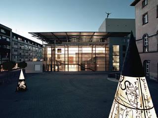 Staatstheater Mainz, Kleines Haus Moderne Veranstaltungsorte von SYRA_SCHOYERER Architekten BDA Modern