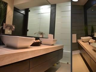 TREVINO.CHABRAND | Architectural Studio 現代浴室設計點子、靈感&圖片