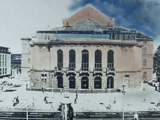 Staatstheater Mainz, Großes Haus Klassische Veranstaltungsorte von SYRA_SCHOYERER Architekten BDA Klassisch