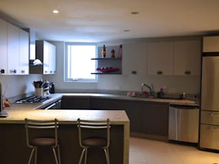 TREVINO.CHABRAND | Architectural Studio 現代廚房設計點子、靈感&圖片