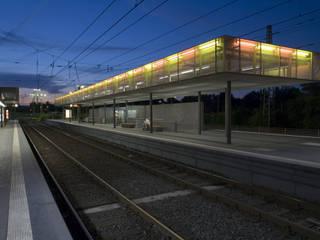 par SYRA_SCHOYERER Architekten BDA Industriel