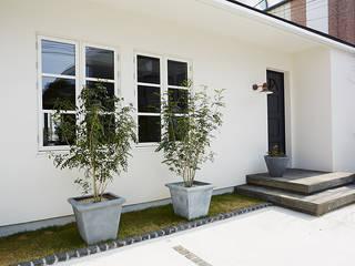 株式会社フーセット Huset co.,ltd Maisons modernes