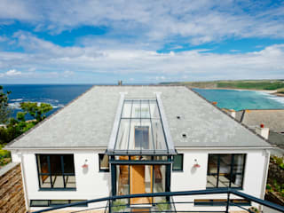 Gwel an Treth, Sennen Cove | Cornwall Perfect Stays Casas estilo moderno: ideas, arquitectura e imágenes