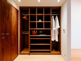 Gwel an Treth Perfect Stays Modern dressing room