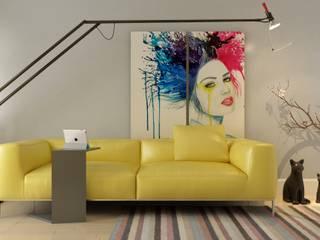 de Abb Design Studio Minimalista
