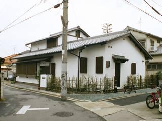 Casas asiáticas de kOGA建築設計室 Asiático