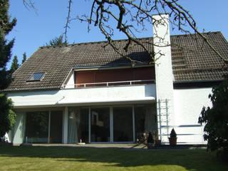 Energetische Sanierung & Umbau Einfamilienhaus:   von architektur______linie