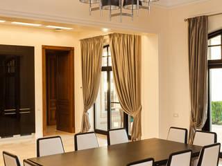 Столовые комнаты в . Автор – kvartalstudio, Средиземноморский