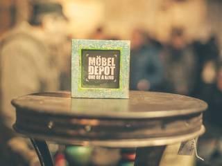 # Möbeldepot Vintage Outlet & Eventlocation:  Geschäftsräume & Stores von Möbeldepot One of a kind