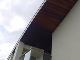 Vivienda Unifamiliar. Izoria. VITORIA. Casas de estilo moderno de M66.arquitectos. Moderno