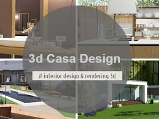 de 3d Casa Design
