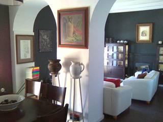 Interiorismo: Salones de estilo  de pacodelgado / decorador