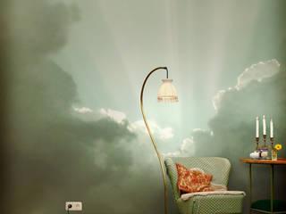 Wolken-Tapete:  Wände von Gaedke Tapeten