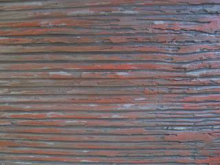 texture et matière: terre volcanique Lieux d'événements industriels par les ateliers decodalice Industriel