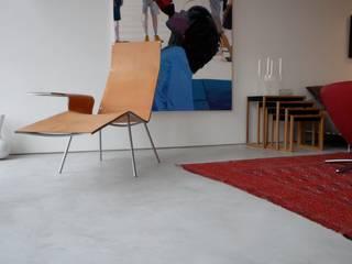 Woonkamer Moderne woonkamers van Via eStudio bv Modern