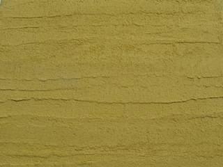 texture et matière:enduit de terre sablé et safran par les ateliers decodalice