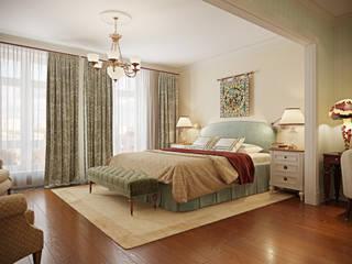 Bedroom by MARION STUDIO