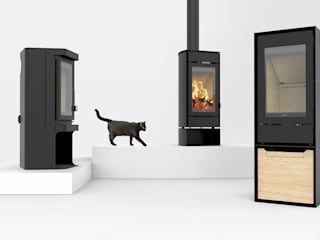 TEK Wood Stove Collection :   por INNGAGE