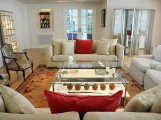 PROYECTO + B342 : Livings de estilo  por Estudio Susana Villaverde