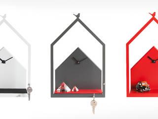 CUCKOO SHELF Varianten:   von produktsalon // Susanne Uerlings Produktdesign